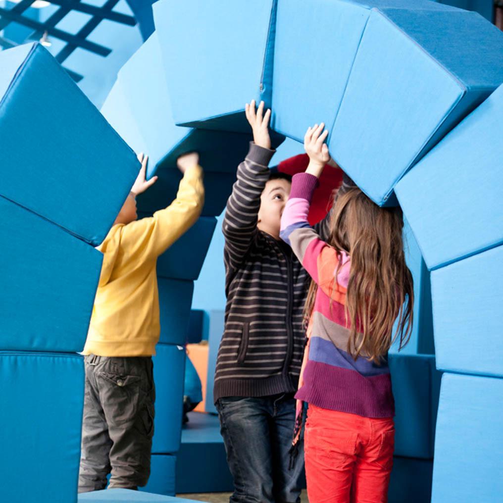 Hausgedacht kindermuseum m nchen for Statik lernen grundlagen