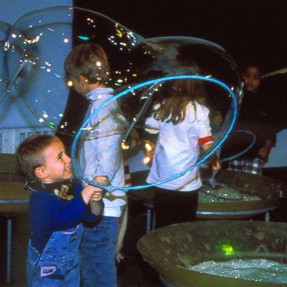 Seifenblasen Museum München